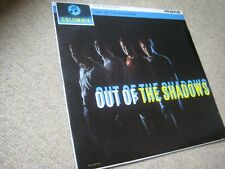 Out Of The Shadows LP UK 2nd Issue 1963 EMI Contract Press [Ex+/Ex-]