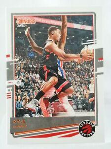 Panini Donruss 2020-21 N12 NBA trading card #196 Toronto Raptors Kyle Lowry
