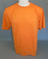 Reebok Men's Polyester Hydromove Short Sleeve Athletic Shirt Size Extra Large Xl