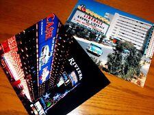 1955 RIVIERA Casino & Modern CASINO Vintage Las Vegas 2* 8X10 Photo Lot