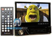 "SOUNDSTREAM VIR-7830B 7"" TV CD DVD MP3 MP4 SD USB AUX BLUTOOTH CAR STEREO RADIO"