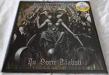 DIMMU BORGIR-IN SORTE DIABOLI-2015 LP GOLD VINYL-LIMITED TO 100-NEW & SEALED