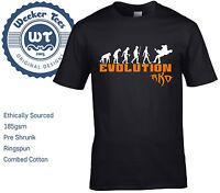 Evolution RKO, Original Randy Orton T Shirt, WWE wrestling signature move VINES