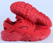 Nike Men's Air Huarache Premium ID Red SZ 6.5  [777330-972]
