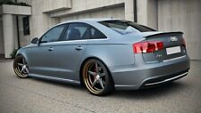 CUP Dachspoiler Heckspoiler schwarz für Audi A6 4G Spoiler Dach Aufsatz S6 RS6