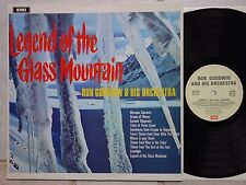 Ron GOODWIN and His Orchestra – Legend of the Glass mountain LP EMI – This 25