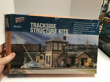 Walthers Cornerstone - Scale Trackside Structures Set Kit #933-3530 complete OB