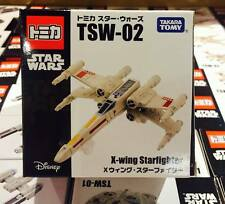 "Takara Tomy Tomica Star Wars TSW-02 Vehicle "" X Wing Fighter "" - Hot Pick"