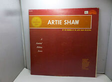 ARTIE SHAW BY THE MEMBER OF THE ARTIE SHAW ORCHESTRA XBO708    LP VINYLS