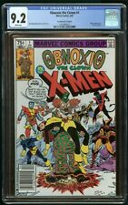 X-MEN OBNOXIO CLOWN #1 (1983) CGC 9.2 CANADIAN PRICE VARIANT CPV WHITE PAGES