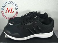 USED Adidas Equipment 16 M Men's Running Shoes ~ Black ~ Size 8 & 9