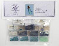 Renaissance Mermaid Embellishment Pack MD151E Mirabilia New