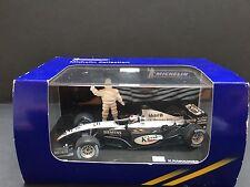 Minichamps - Kimi Raikkonen - McLaren - Mp4/18 - 2003 -1:43 -  Rare - Michelin