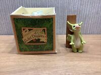 Whimsical World Of Pocket Dragons Figurine  Boxed Rare Retired Really I've Grown