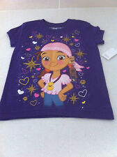 JAKE AND THE NEVERLAND PIRATES~~IZZY~~ T SHIRT~~BNWT~~SIZE 2/3