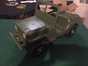 Vintage Action Man  Jeep 1975 Pawtucket Hasbro Original 140199