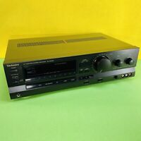 TECHNICS SA-GX230 Amplifier AV Control Stereo Receiver Tested Working NO REMOTE