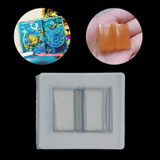 A7//A6//A5 Notebook Shape Silicone Mold DIY Resin Book Mould Crystal Epoxy Mol RAC