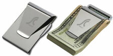 New Stainless Steel Money Clip Silver Metal Pocket Holder Wallet Credit Card