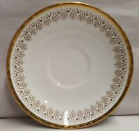 Vintage Royal Albert England Burlington Bone China Saucer c1961-79 Corinth Shape