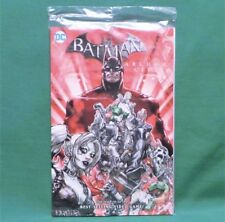 Batman Arkham City DC Comic Book Variant Cover Loot Gaming Crate Exclusive