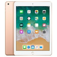 APPLE IPAD 2018 128GB ORO GOLD DORADO SOLO WIFI IOS MRJP2TY/A