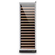 Design Weinkühlschrank 166 Fl. Getränkekühlschrank Winecooler LED LCD-Display