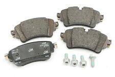 Original Audi A4/A5 Kit = 4 X Nuevo Pastillas Freno Trasero 8W0698451P