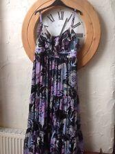 👀JASPER CONRAN👀exclusive UK16 (EU44) Black/multi Sequin Dress-BNWT RRP £65