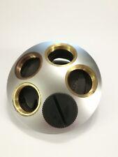 Leitz Turret For Microscope Lenses Laborlux S 020 422521 007