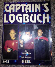 STAR TREK Captain´s Logbuch