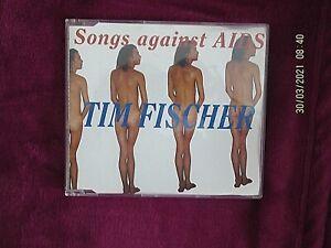 Tim Fischer - Songs against AIDS - CD - 4 Chansons-Liebeslieder