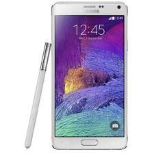 Teléfonos móviles libres Samsung Samsung Galaxy Note 4 de color principal blanco