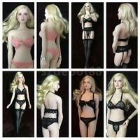 1/6 Scale Female Clothes 12 Inch Action Figure Accessories For Hot Toys Phicen