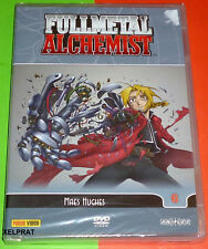 FULLMETAL ALCHEMIST Vol 6 -DVD R2- Japonés español - Precintada