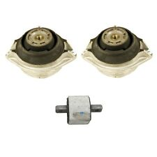 NEW Mercedes-Benz R129 SL500 Set of 2 Engine Mounts with Rear Auto Trans Mount