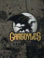 DISNEY TV'S GARGOYLES STYLE GUIDE BOOK