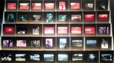 Lot of 140 Vintage Slides 1971 E. Africa Safari Wildlife Scenery Campsights LOOK