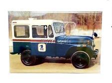 "Vintage US Post Office JEEP USPS Fridge MAGNET 2"" x 3"" ART NOSTALGIC"