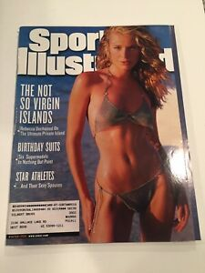 1999 Sports Illustrated SWIM SUIT Issue REBECCA Virgin Islands - Vintage Rare