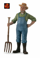 Farmer Male Farm Worker with Fork Toy Model Figure by CollectA 88666 Brand New