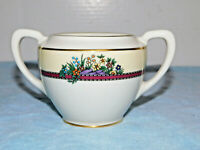 Lenox Southern Gardens Handled Sugar Bowl  Excellent Cond.