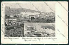 Pisa Larderello cartolina QQ3279
