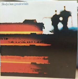 STEELY DAN. GREATEST HITS 1978 vinyl DOUBLE LP ABCD616. UK 1st issue, gatefold