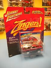 "JOHNNY LIGHTNING  ZINGERS '73 PONTIAC GRAND AM   ""NIP"""