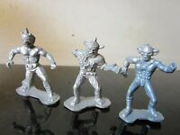 DRAGONRIDERS STYX MINIATURE PLASTIC ACTION TOY SOLDIER FIGURE LOT