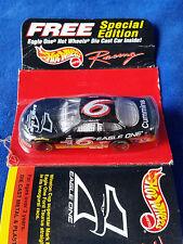 HOT WHEELS RACING MARK MARTIN NASCAR ROUSH RACING #6 EAGLE ONE 1:64 SCALE