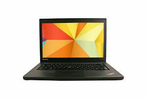 Lenovo ThinkPad T440 Core i7-4600U 8GB 128Gb SSD 14``HD Webcam DE.Tastatur