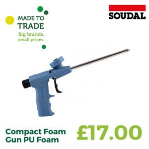 Soudal Compact Foam Gun PU Foam