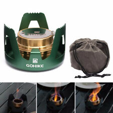 Mini Alcohol Burner Stove Portable for Camping Backpacking Hiking Cook Outdoor